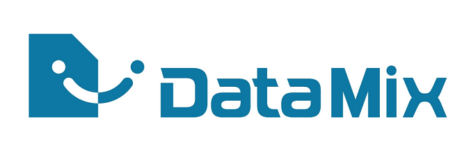データミックスのロゴ